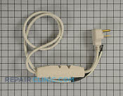 Power Cord - Part # 1469154 Mfg Part # 112126000506