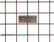 Name Plate - Part # 1066121 Mfg Part # 8557504