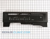 Touchpad and Control Panel - Part # 943713 Mfg Part # WD34X10758