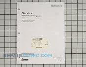 Manuals, Care Guides & Literature - Part # 219915 Mfg Part # RS1200000