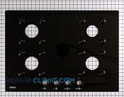 Glass Cooktop - Part # 1015366 Mfg Part # 318230800