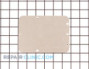Waveguide Cover - Part # 758713 Mfg Part # 40QBP0716