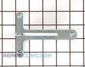 Door Hinge - Part # 292374 Mfg Part # WR13X585