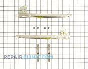 Oven Door Hinge - Part # 1156028 Mfg Part # 5304445977