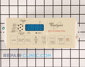 Oven Control Board - Part # 675672 Mfg Part # 6610158