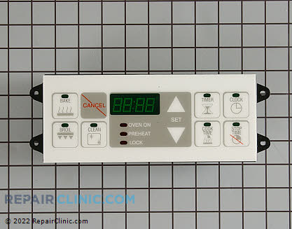 Oven Control Board 12001627        Main Product View