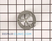 Surface Burner Base - Part # 769029 Mfg Part # WB02K10007