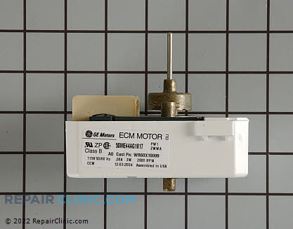 Evaporator Fan Motor WR60X10009      Main Product View