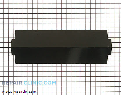 Oven Burner Baffle 70001482 Main Product View