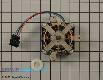 Convection Motor WB26T10013 Main Product View