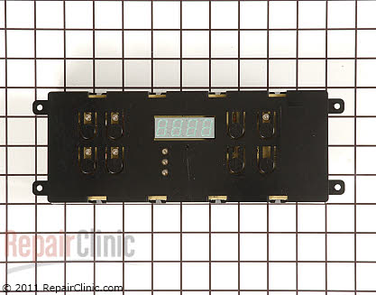 Oven Control Board 316557107       Main Product View