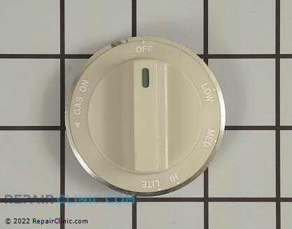 Control Knob 306170W Main Product View