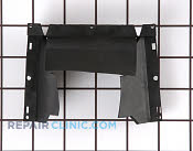 Dispenser Funnel Frame - Part # 294350 Mfg Part # WR17X3095