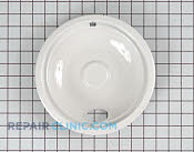 Drip Bowl & Drip Pan - Part # 258294 Mfg Part # WB32X5102