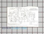 Wiring diagram,schematic - Part # 1063211 Mfg Part # 5304441861