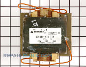 High Voltage Transformer - Part # 138849 Mfg Part # D7686907
