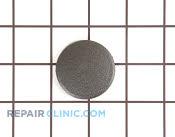 Surface Burner Cap - Part # 1066332 Mfg Part # 9758829CB