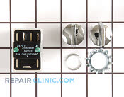 Rotary Switch - Part # 269552 Mfg Part # WC36X5008