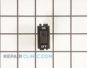 Rocker Switch - Part # 917059 Mfg Part # 216823300