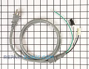 Power Cord - Part # 725447 Mfg Part # 815147