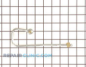 Surface Burner Orifice Holder - Part # 1263013 Mfg Part # WB28K10388