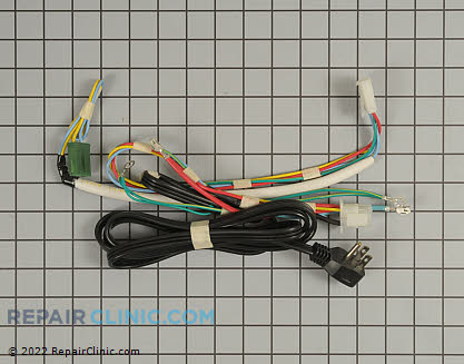 Power Cord 240496101 Main Product View