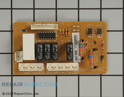 Relay Board 6871JB2061B     Main Product View