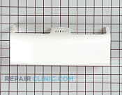 Light  Lens - Part # 1267142 Mfg Part # 3550JA1113A