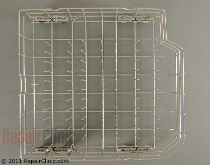 Lower Dishrack Assembly 8519681 Main Product View