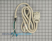Power Cord - Part # 1216149 Mfg Part # AC-1302-28