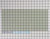 Outer Door Glass - Part # 262447 Mfg Part # WB55X598