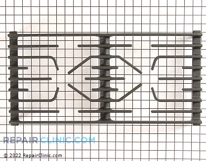 Burner Grate 00143458 Main Product View