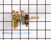 Surface Burner Valve - Part # 756746 Mfg Part # 86446