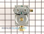 Gas Valve Assembly - Part # 485267 Mfg Part # 308345