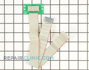 Display Board - Part # 1263982 Mfg Part # WD21X10255