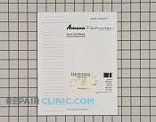 Manuals, Care Guides & Literature - Part # 113871 Mfg Part # B8383291