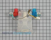 Water Inlet Valve - Part # 1480998 Mfg Part # W10144820