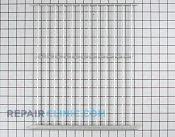Wire Shelf - Part # 390220 Mfg Part # 1107099