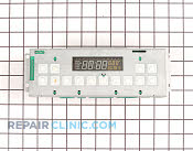 Circuit Board & Timer - Part # 254241 Mfg Part # WB27K5055
