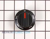Knob, Dial & Button - Part # 341136 Mfg Part # 0300710