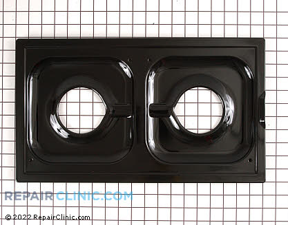 Burner Drip Pan 300988B Main Product View