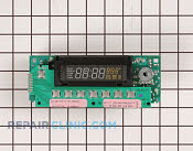 Oven Control Board - Part # 247212 Mfg Part # WB19X269