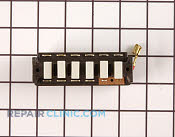 Selector Switch - Part # 288256 Mfg Part # WP26X6