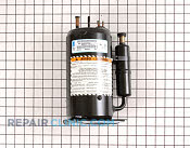 Compressor - Part # 937542 Mfg Part # 309616920