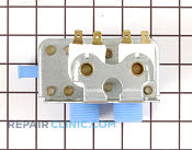 Water Inlet Valve - Part # 278725 Mfg Part # WH13X63