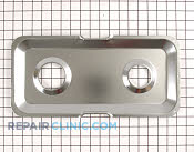 Burner Drip Pan - Part # 261277 Mfg Part # WB49K13