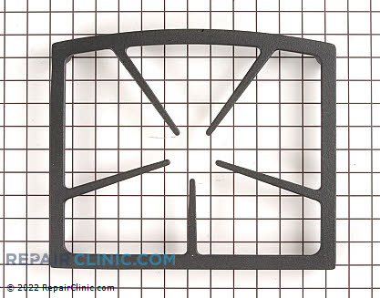 Burner Grate 72468SB Main Product View