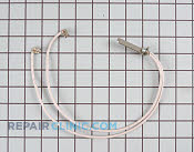 Wire, Receptacle & Wire Connector - Part # 347897 Mfg Part # 04100175