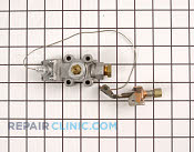 Gas Burner & Control Valve - Part # 1244458 Mfg Part # Y07720101