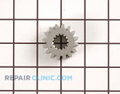 Gear - Part # 468262 Mfg Part # 27003
